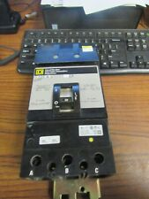 Square D 225 Amp,3 Pole, 480 Volt Kc34225 Circuit Breaker (Very Nice)