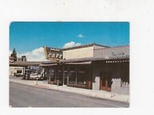Country Corner Cafe Business Card  Panguitch Utah - Mr Mrs Foy   /fh