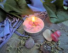 Lift Anxiety Handmade Spell  Candle Ritual Pagan Wicca  Powerful Magic