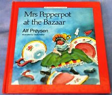 Alf Proysen: Mrs Pepperpot At The Bazaar Hardback 1987