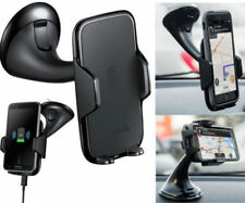 Rotating Windshield Dashboard Suction Car Holder Mount For iPhone XS Max, XR, XS