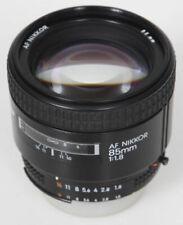 Nikon 1 NIKKOR Kamera-Objektive mit 85mm