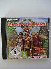 Roads Of Rome (PC Spiele, 2011, Jewelcase)