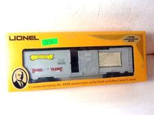 1980 Lionel 6-9431 Joshua Lionel Cowan 1880-1965 Box Car - Mint in Box!