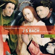 ohann Sebastian Bach - Bach St John Passion [CD]