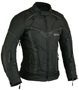 Aircon Motorbike Motorcycle Jacket Waterproof Protection Armours