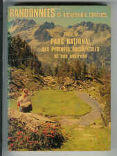 Randonnées et ascensions choisies dans le Parc National des Pyrénées