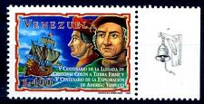 VENEZUELA 1998 Colombo/Vespucci emissione congiunta