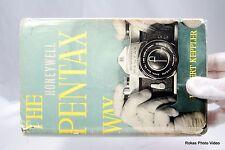 Pentax Honeywell Way camera Manual Photo Guide (EN) vintage by Keppler