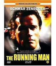 The Running Man (1987) DVD - Arnold Schwarzenegger (New & Sealed)
