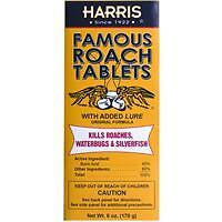 Harris 6oz Easy To Use Roach And Waterbug Killer HRT6