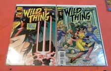 WILD THING: The Daughter of Wolverine #1 & 2 (1999)