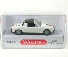 VW Porsche 914 Polizei NRW (Police)