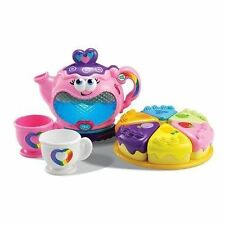 LeapFrog 19231 Musical Rainbow Tea Party Learning Toy