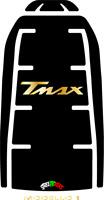 ADESIVO SPORTELLO SERBATOIO  CRYSTAL TMAX  per SCOOTER YAMAHA T MAX 2017-2018