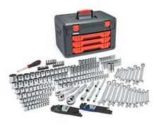 "Gearwrench 80942 239 Piece Complete Mechanics Tool Set 1/4 -1/2"" Drives"