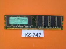 512mb Qimonda ddr1-400 RAM pc3200u cl3 hys64d64320hu-5-c de memoria-módulo
