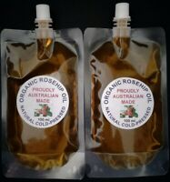 CHEAPEST, Organic Rosehip Oil, Cold-pressed (FREE ESSENTIAL OILS OF YOUR CHOICE)