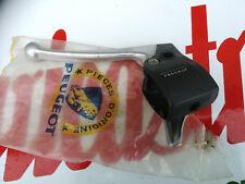 N.O.S poignée gauche CLB PEUGEOT 103 104 TSA GT10 GL10 mobylette