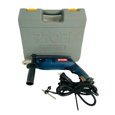 Ryobi D551h 12 Inch 2 Speed Hammer Drill With Chuck Key