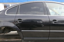 VW Passat 3B 3BG Limousine Tür hinten rechts schwarz LC9Z chrom ohne Anbauteile