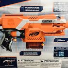 Nerf STRYFE Elite N Strike Orange NEW IN BOX Stryfe Blaster Toy Dart Gun NIB