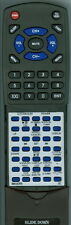 Replacement Remote Control for JVC RM-SUXGP5R, RMSUXGP5R