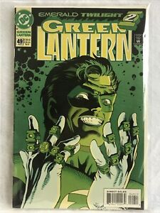 Green Lantern #49 Ships Free In The USA