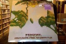 Yes Progeny: Highlights from Seventy-Two 3xLP sealed vinyl