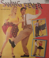 Mc-2252 Dance Swing Fever Costume Sewing Pattern McCall's Plus Size Large Uncut