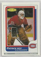 PATRICK ROY ROOKIE CARD REPRINT     OPC  1992  HOCKEY CARD #53