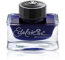 50ml Bottle Pelikan Edelstein Fountain Pen Ink, TOPAZ (purple-blue)