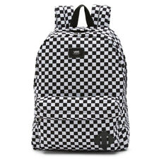 VANS OLD SKOOL III BACKPACK CHECKERBOARD BLACK/WHITE CHECK CHECKER SCHOOL BAG
