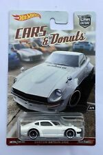 Hot Wheels Cars Donuts Custom NISSAN Datsun Fairlady 240Z Z Nismo Prince JDM OEM