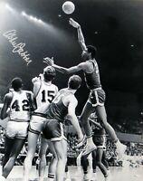 Kareem Abdul-Jabbar Signed Autographed 16X20 Photo B/W UCLA Bruins Hook Shot OA