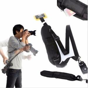 Strap Camera Single Shoulder Belt Sling Slr Dslr Cam For Canon  L0C0