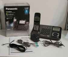 Panasonic-Telecom Kx-Tg9541 Link2Cell 2-Line Cordless Phone 1 Handset