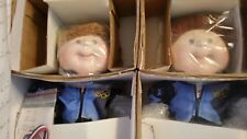 Danbury Mint 1996 Olympikid CABBAGE PATCH kids New In Package Pair