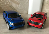 1:52 Ford F150 SVT Raptor Pickup Truck Alloy Car Model  Vehicles Kids Toy