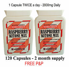 RASPBERRY KETONE MAX WEIGHT LOSS FAT BURNERS DIET PILLS BLACK FRIDAY SALE BID.92