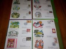 2 Set International Society of Postmasters Commemorative Covers Christmas '76-77
