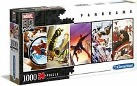 MARVEL 80 YEARS Panorama Jigsaw Puzzle 1000 Pieces by Clementoni FREE SHIPPING