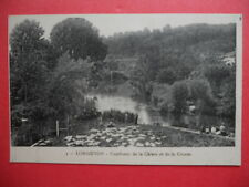 LONGUYON  :  Confluent de la Chiers et de la Crusne...VO.1923.