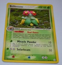 Bellossom # 16/101 EX Hidden Legends Set Pokemon Trading Cards Rares Game HP