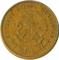 COIN / MEXICO  5 CENTAVOS  1968   #WT5877