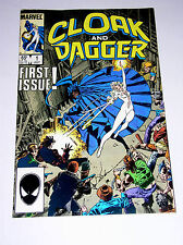 Cloak And Dagger #1 Abc T.V. Series Green-Lighted