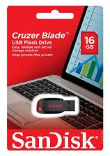 SanDisk Cruzer Blade 16 GB USB Flash Drive