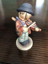 New ListingGoebel Hummel figurine, Little Fiddler Boy with Violin