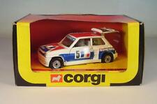 Corgi 381 Renault 5 Faccom in O-Box #2776