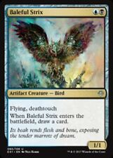1x Baleful Strix NM-Mint, English Archenemy: Nicol Bolas MTG Magic